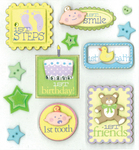 Baby Firsts Stickers