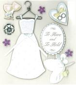 Classic Wedding Stickers