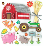 Farm Life Stickers