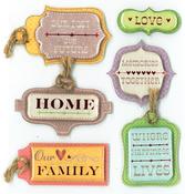 Happy Family Stickers