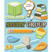 Study Group Stickers