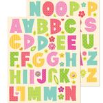 Alphabet Stickers