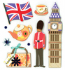 Sights Of London Stickers