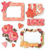 Sweetheart Frames Stickers