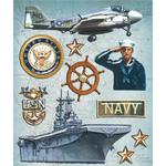 Navy Stickers