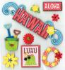 Hawaiian Bliss Stickers