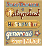 Stepfather Stickers