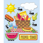 Picnic Stickers