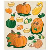 Pumpkins - Squash Stickers