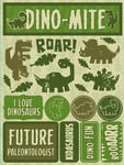Dinosaurs 3D Stickers