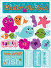 Under The Sea 3D Stickers