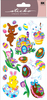 Easter Bunnies Sticko Stickers