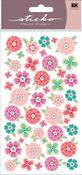 Flower Tropics Sticko Stickers