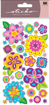 Blooming Color Sticko Stickers