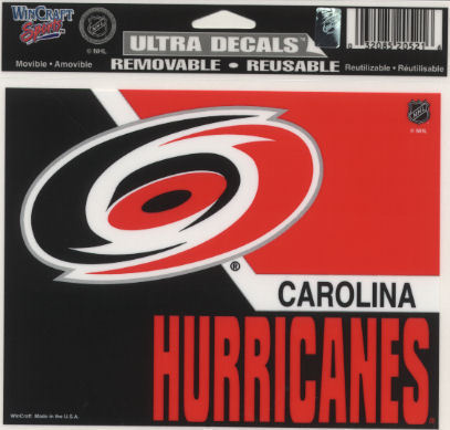 Carolina Hurricanes Decal - Wincraft