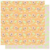 Lion Garden  - Safari Girl  Glitter Paper