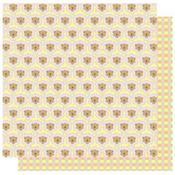 Lion Love  - Safari Girl  Glitter Paper