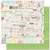 Verbiage Paper - Ad Lib By Bo Bunny