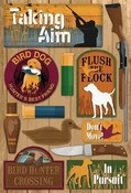 Flush The Flock Cardstock Stickers