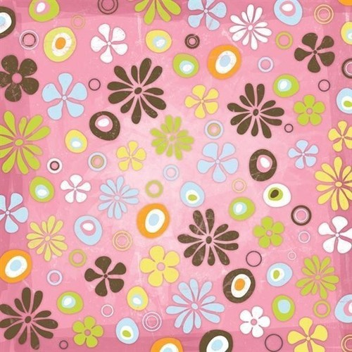 Spring Has Sprung Paper - Karen Foster