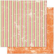 Vicki Stripe Paper - Bo Bunny
