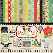 For The Record Collection Kit By Echo Park
