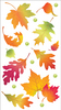 Leaves Stickers By Jolee's Boutique