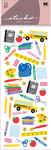 Time For School Sticko Stickers