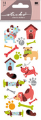 A Dog's Life Stickers