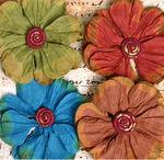 Poppy Flower Mix By Petaloo