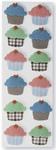 Cupcake Stickers By Martha Stewart Crafts