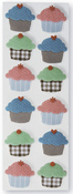 Cupcake Stickers By Martha Stewart Crafts