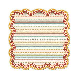 Grande Die-cut Paper - Fiesta By We R Memory Keepers