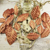 Cinnamon Precious Metals Leaves By Prima