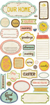 Neighborhood Phrase Stickers By Crate Paper