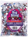 Big Bling Shaped Rhinestones .75 lbs Value Pack