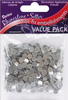 5mm Rhinestone Setter Hot - Fix Crystals Glass Beaded Rhinestones.  Give your garments, handbags, totes, backpacks, cell phone, notebooks and much more a glamorous look with these hot-fix rhinestones. They are easy to adhere with and fun to design with.     Use a <a href= http://www.acherryontop.com/shop/140261  target= _blank >Hot Fix applicator tool</a> to apply these rhinestones to almost any surface! This package contains 400 - 5mm clear glass rhinestone crystals.