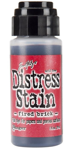 Fired Brick Distress Stain By Tim Holtz