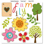 Cute Cuts Paper - Family Dynamix By Bella Blvd
