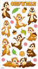 Chip And Dale Stickers