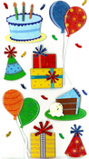Birthday Celebration Stickers By Jolee's Boutique