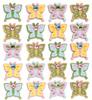 Multi Color Butterflies Stickers By Jolee's Boutique