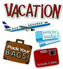 Vacation Stickers By Jolee's Boutique