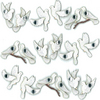 Wedding Doves Stickers By Jolee's Boutique