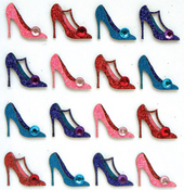 Pumps Stickers By Jolee's Boutique
