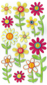 Large Daisy Repeat Stickers By Jolee's Boutique