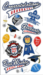 Congratulations Graduate Stickers By Sticko