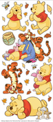 Winnie The Pooh Stickers