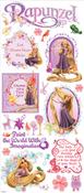 Rapunzel Stickers