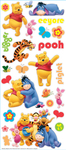 Pooh & Friends Stickers